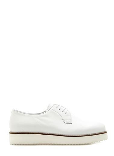 George Hogg George Hogg 7003693 Beyaz Kadın Ayakkabı Kadın Ayakkabı Beyaz